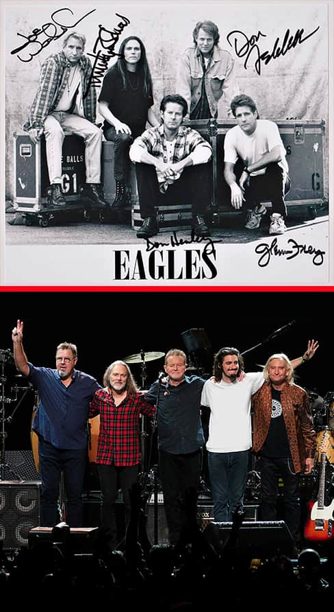 Eagles VIP Experience